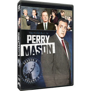 Perry Mason: Season 5 - Volume 2 DVD