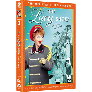 The Lucy Show: Season 3 DVD