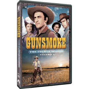 Gunsmoke: Season 4 - Volume 1 DVD