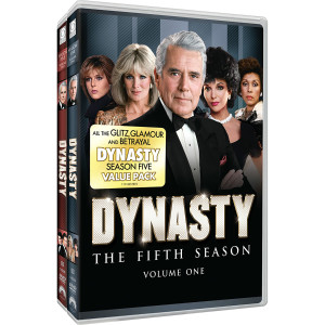 Dynasty: Season 5 DVD