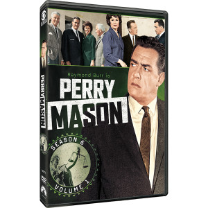 Perry Mason: Season 6 - Volume 1 DVD