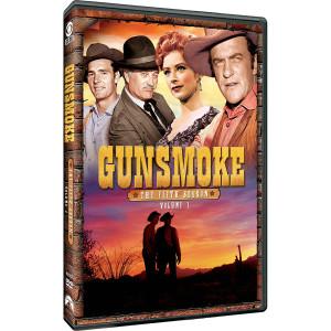 Gunsmoke: Season 5 - Volume 1 DVD