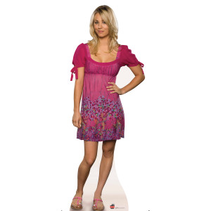 The Big Bang Theory Penny Standee