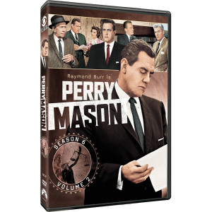 Perry Mason: Season 6 - Volume 2 DVD