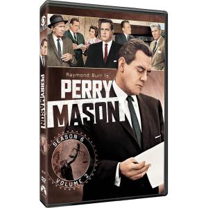 Perry Mason: Season 6 - Volume 2 DVD