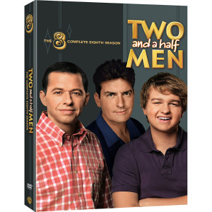 Two And A Half Men: Season 8 DVD