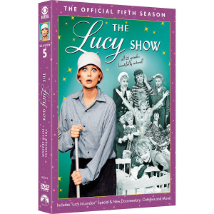 The Lucy Show: Season 5 DVD