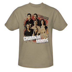 Criminal Minds Solution Lies Within T-Shirt