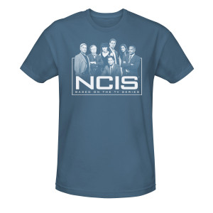 NCIS The Gangs All Here T-Shirt
