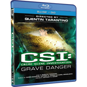 CSI: Crime Scene Investigation - Grave Danger (Blu-ray + DVD Combo)