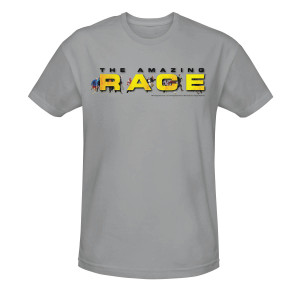 The Amazing Race T-Shirt - Grey
