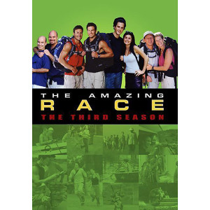 The Amazing Race: Season 3 DVD