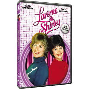 Laverne & Shirley: Season 5 DVD