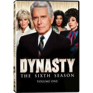Dynasty: Season 6 - Volume 1 DVD