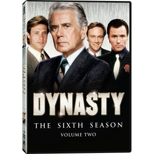 Dynasty: Season 6 - Volume 2 DVD