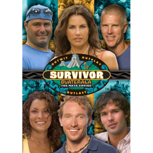 Survivor: Season 11 - Guatemala DVD