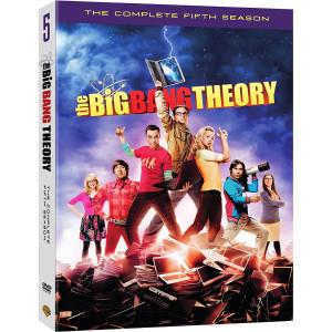 The Big Bang Theory: Season 5 DVD