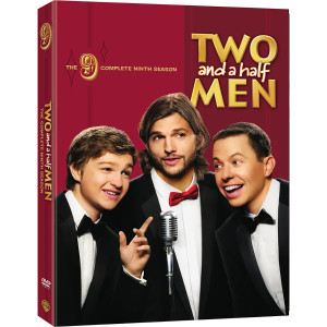 Two And A Half Men: Season 9 DVD