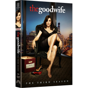 The Good Wife: Season 3 DVD