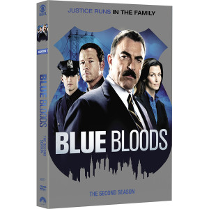 Blue Bloods: Season 2 DVD