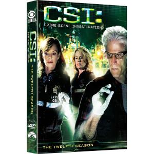 CSI: Crime Scene Investigation - Season 12 DVD