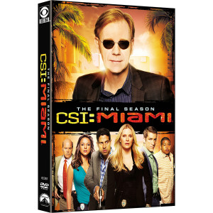CSI: Miami - Season 10 DVD