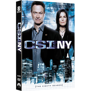 CSI: NY - Season 8 DVD
