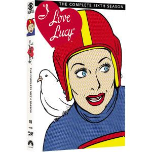 I Love Lucy: Season 6 DVD