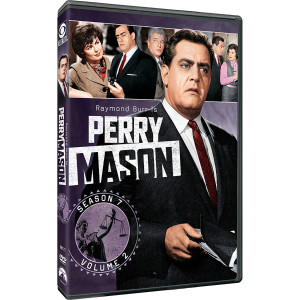 Perry Mason: Season 7 - Volume 2 DVD