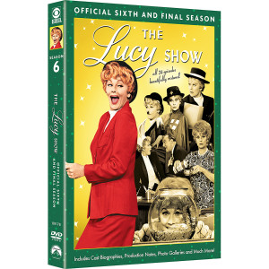 The Lucy Show: Season 6 DVD