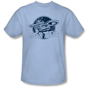 Star Trek Retro Enterprise T-Shirt