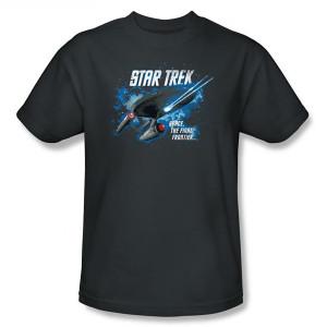 Star Trek Final Frontier T-Shirt