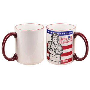 NCIS: Los Angeles Hetty For President Mug