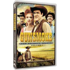 Gunsmoke: Season 7 - Volume 1 DVD