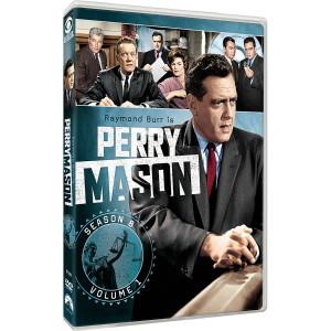 Perry Mason: Season 8 - Volume 1 DVD