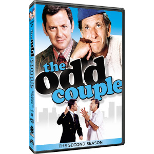 The Odd Couple: Season 2 DVD