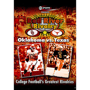 Red River Rivalvry: Texas vs Oklahoma