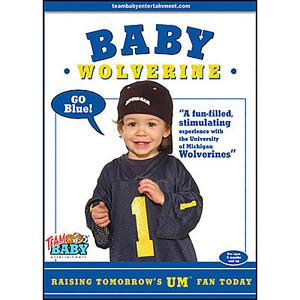 "BABY WOLVERINE ""Raising Tomorrow's UM Fan Today!"""