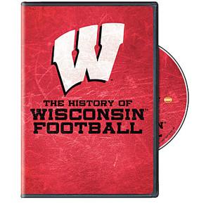 History Of Wisconsin Football DVD
