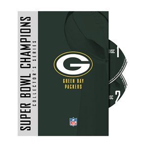 NFL Super Bowl Collection: Green Bay Packers - DVD