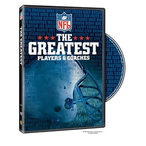 NFL The Greatest - Players & Coaches - DVD