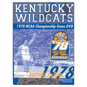 1978 NCAA Championship Game DVD