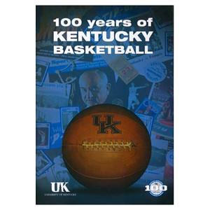 100 Years Of Kentucky Basketball DVD