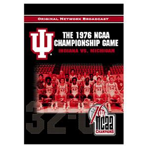 1976 NCAA National Championship Game DVD