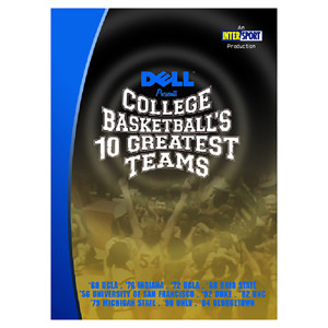 College Basketball's 10 Greatest Teams DVD