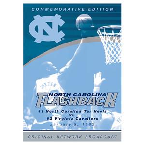 1982 North Carolina vs. Virginia DVD
