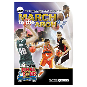 2005 NCAA Men's Basketball Final Four DVD