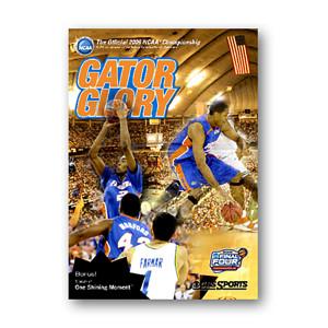 2006 Men's NCAA Championship Gator Glory DVD