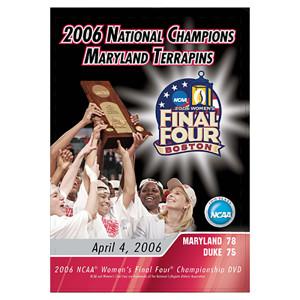 2006 Women's NCAA Final Four Championship DVD