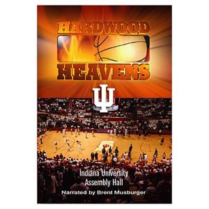 Hardwood Heavens: Indiana University: Assembly Hall